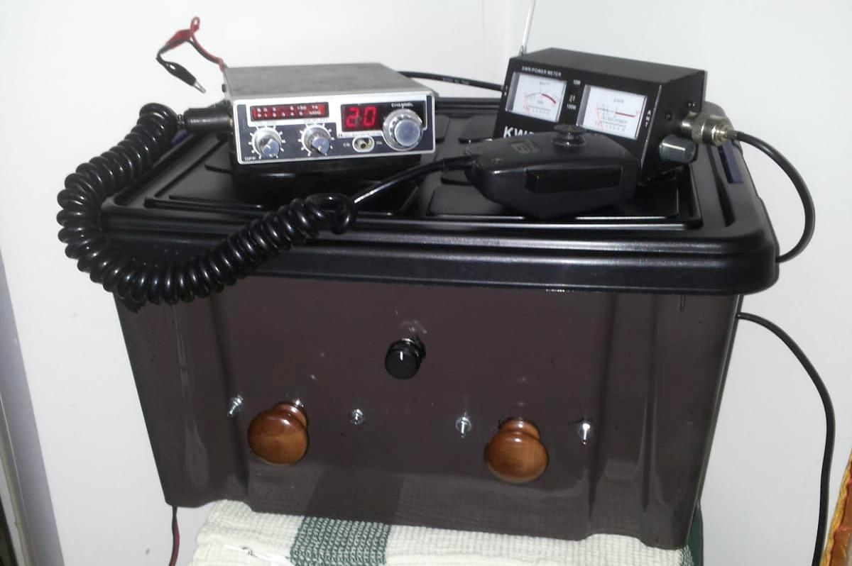 Addio alle pericolose Onde Stazionarie: costruiamo un accordatore d'antenna a Pi-Greco per CB