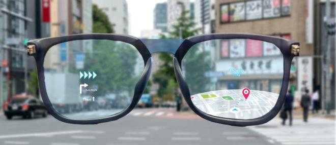 Un nuovo modo di vedere, con gli Apple Glass